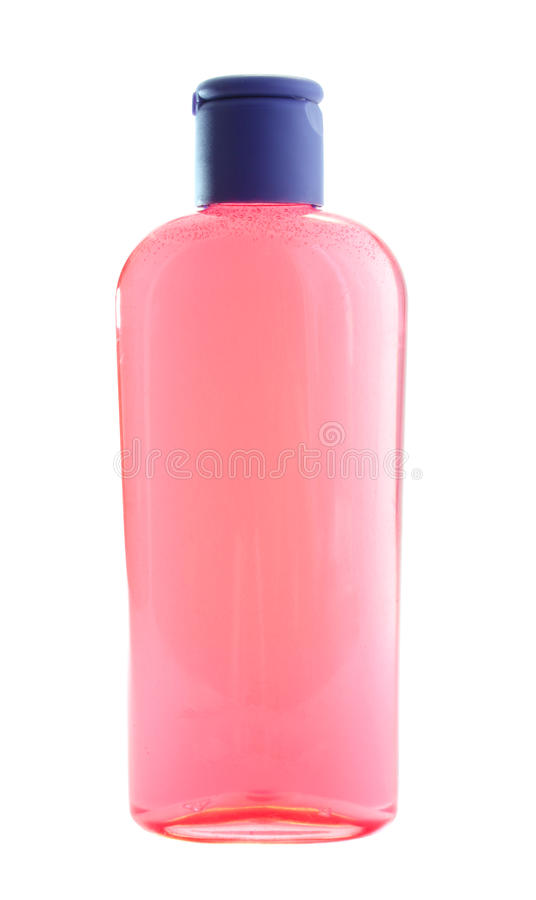 Face tonic. Tonic for the person on a white background, is isolated stock photos