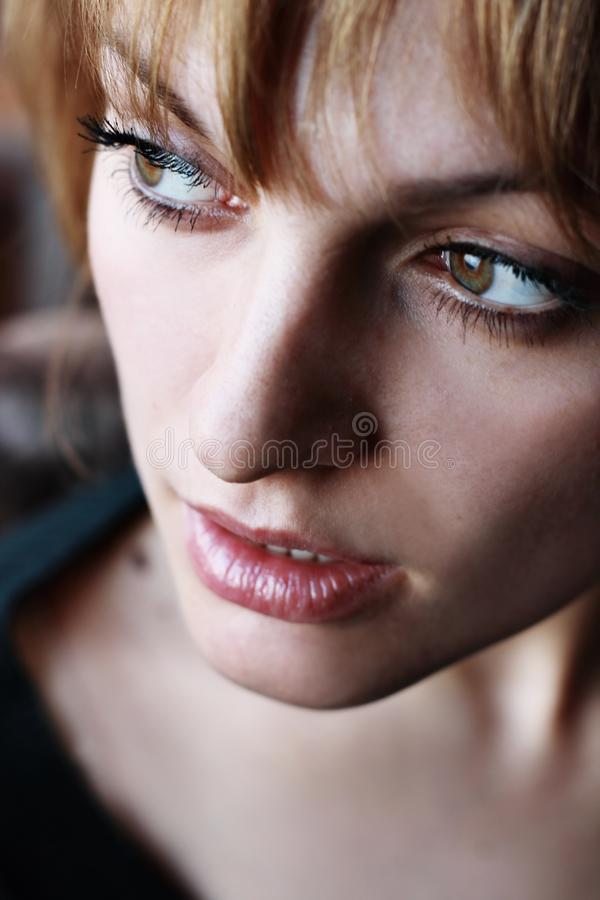 Face Of A Women. Free Stock Images