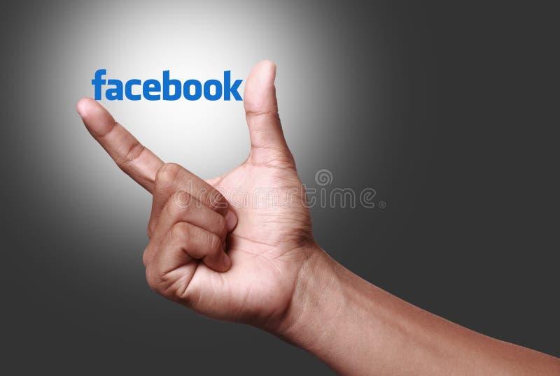 Facebook stock foto's