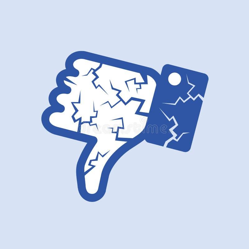 Facebook ha i problemi e difficoltà
