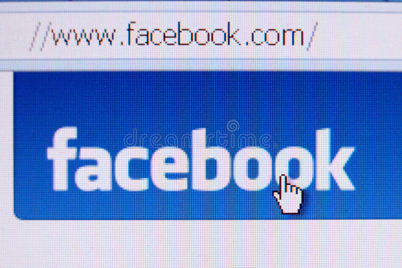 Download Facebook Homepage editorial image. Image of browser, connection - 16241100