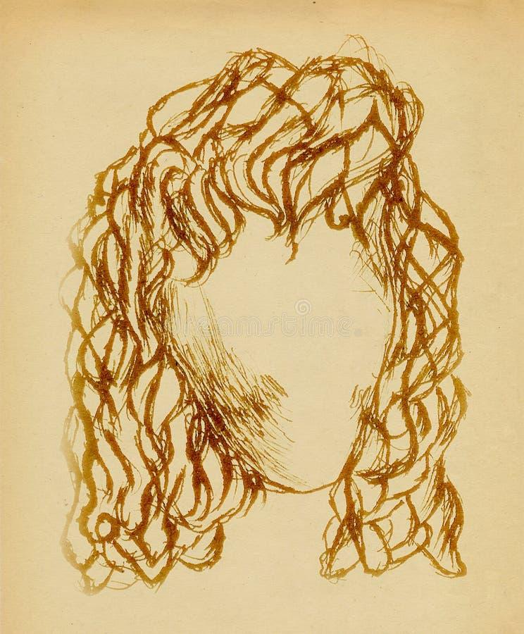 Download Faceless stock illustration. Image of retro, fairytale - 19760751