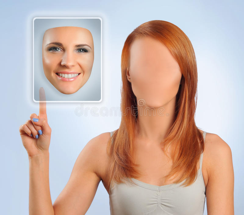 Download Faceless Woman Royalty Free Stock Photography - Image: 27691897