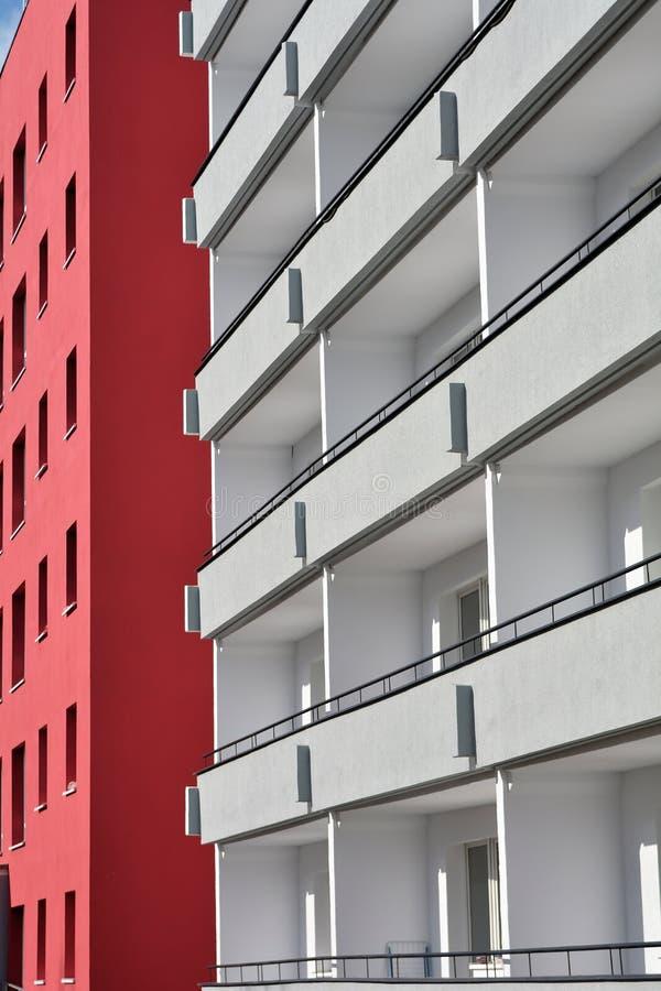 fachada fotografía de archivo