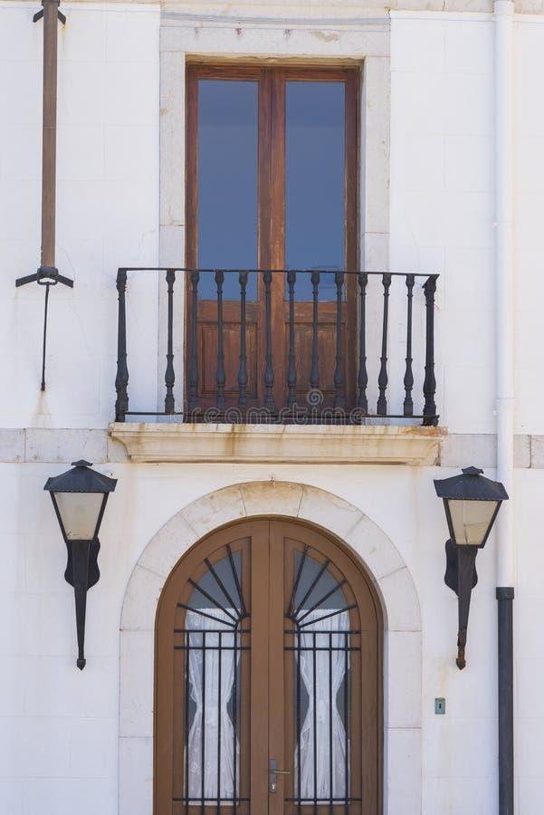 fachada fotografía de archivo libre de regalías