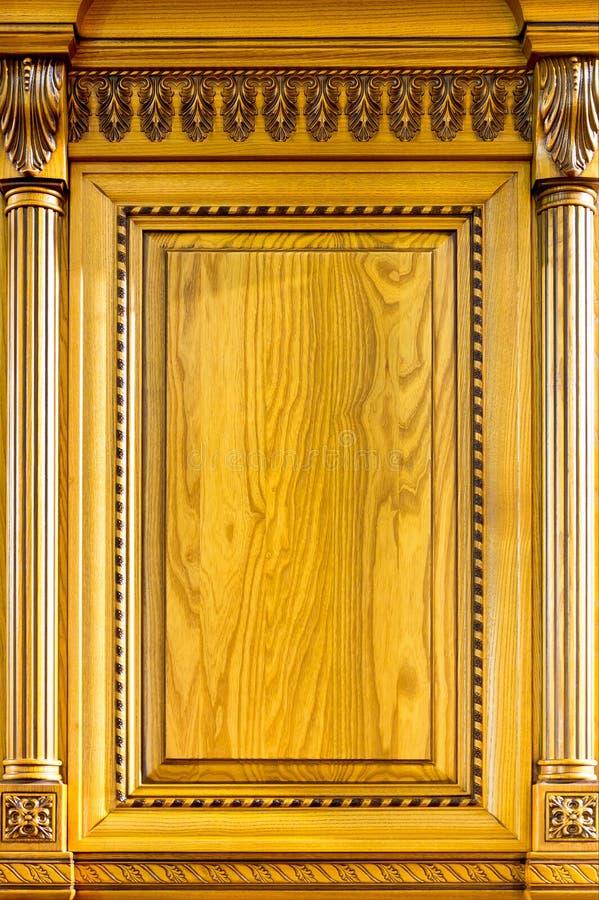 Download Fachada Adornada De Madera De Los Muebles Imagen de archivo - Imagen de decoración, palacio: 42426661
