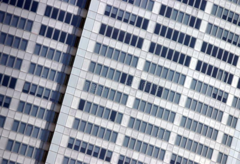 Fachada corporativa del edificio foto de archivo libre de regalías