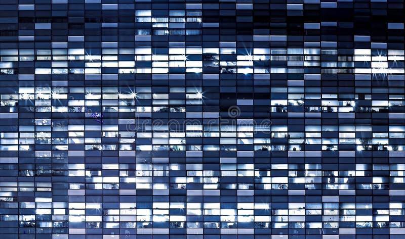 Fachada del edificio de oficinas fotos de archivo libres de regalías
