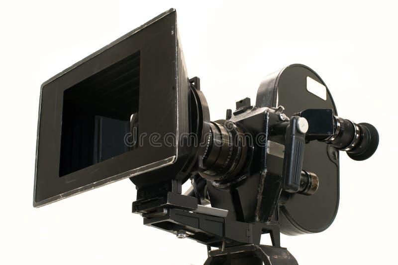 Fachmann 35 Millimeter der Filmraum. stockbild