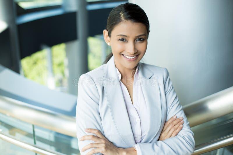 Fachowa nowożytna kobieta obraz stock