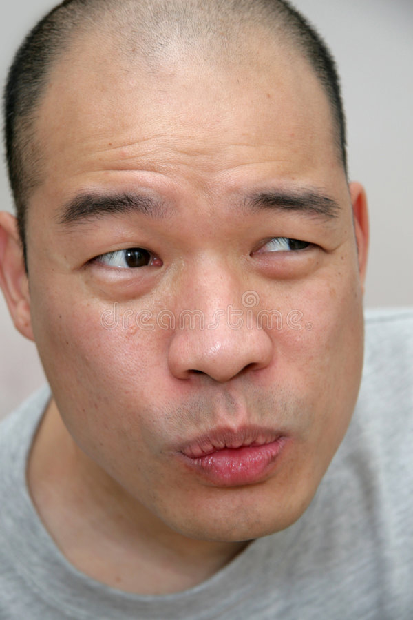 Facial Expression royalty free stock photos