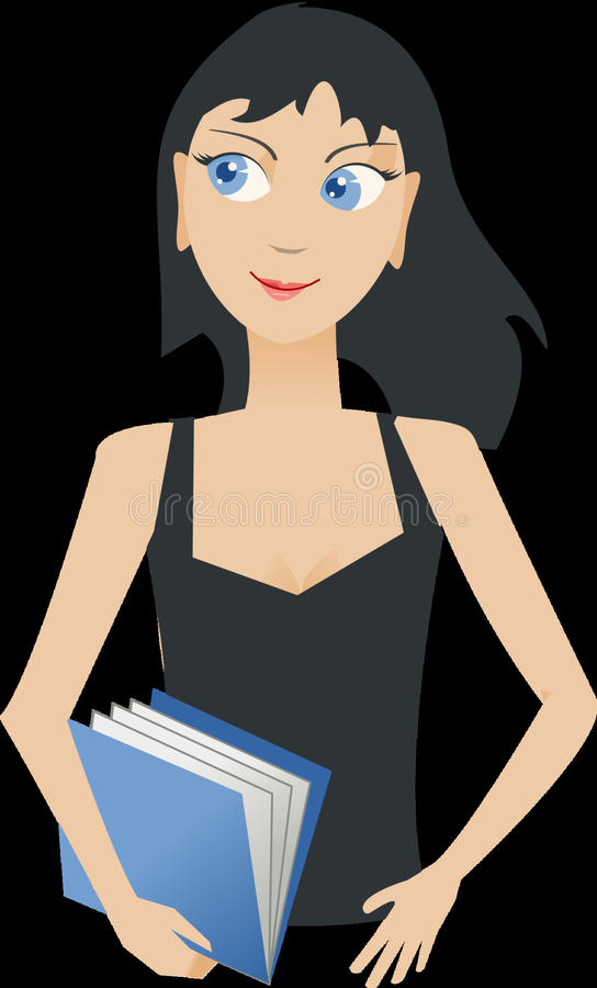Facial Expression, Woman, Human Hair Color, Beauty stock image