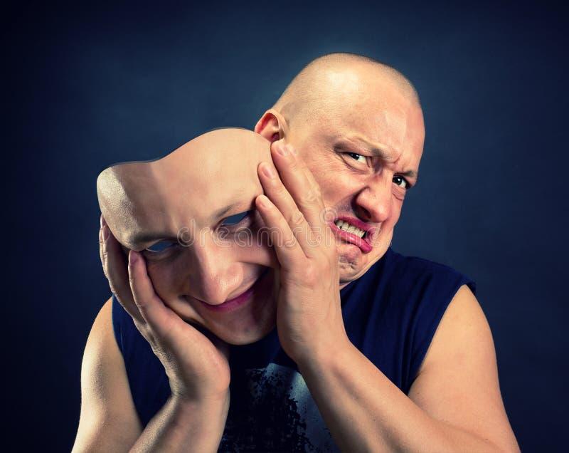 Download Facial mask stock image. Image of negative, head, facial - 26560113