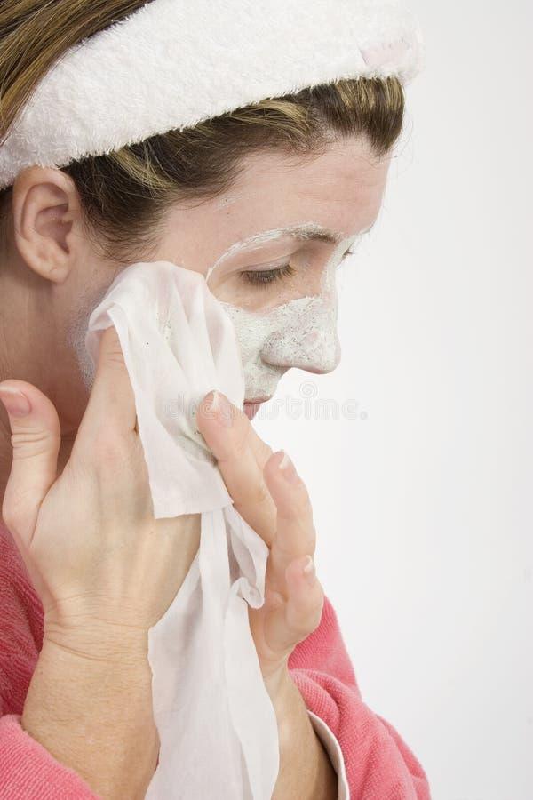 facial mask στοκ εικόνες