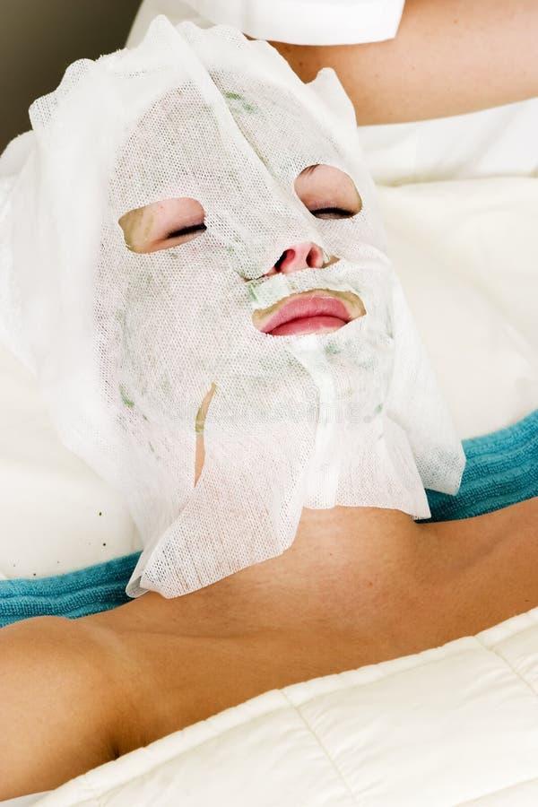Facial Mask royalty free stock photos