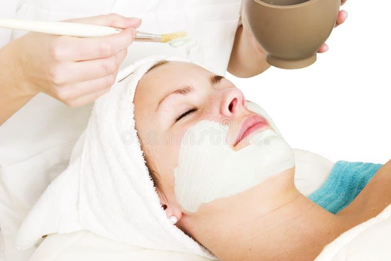 Facial Mask stock photos