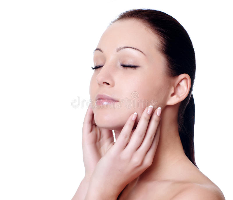 Download Facial Massage Stock Photography - Image: 11744462