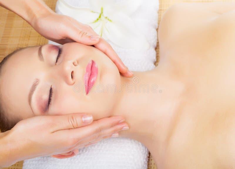 Download Facial massage stock photo. Image of facial, closeup - 26357644