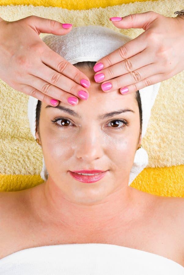 Download Facial Massage At Spa Salon Stock Photos - Image: 14458243