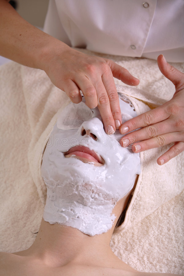 Download Facial Therapy Stock Image - Image: 1981131