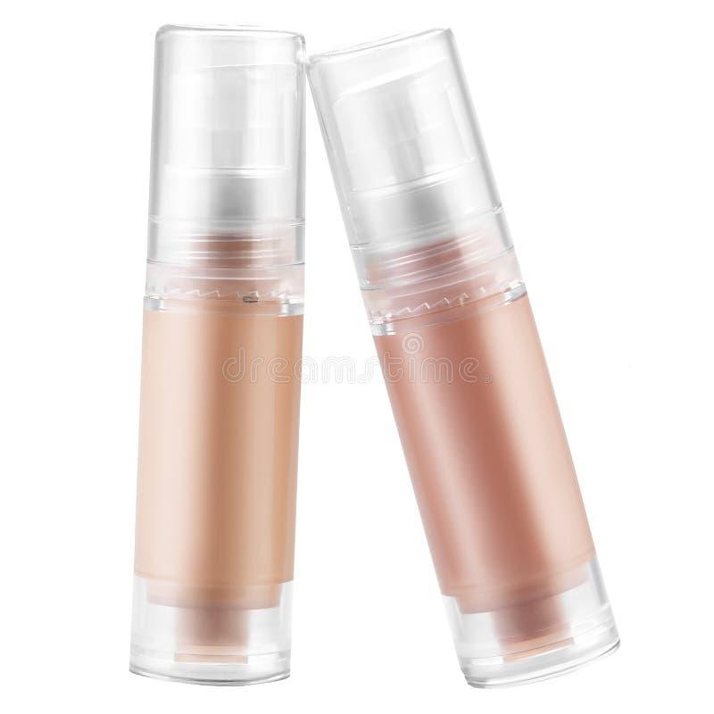 Facial Tone Cream do tubo fotos de stock royalty free