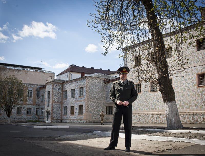 Facilidade da detenção de Kyiv imagem de stock royalty free