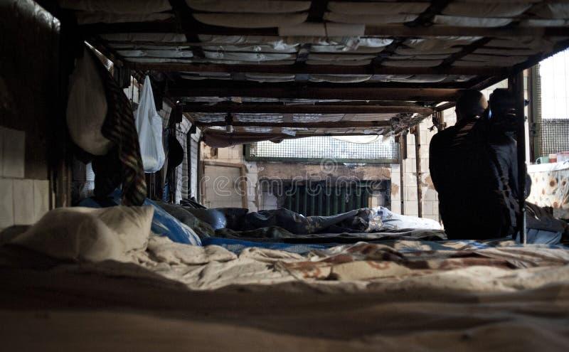 Facilidade da detenção de Kyiv imagens de stock