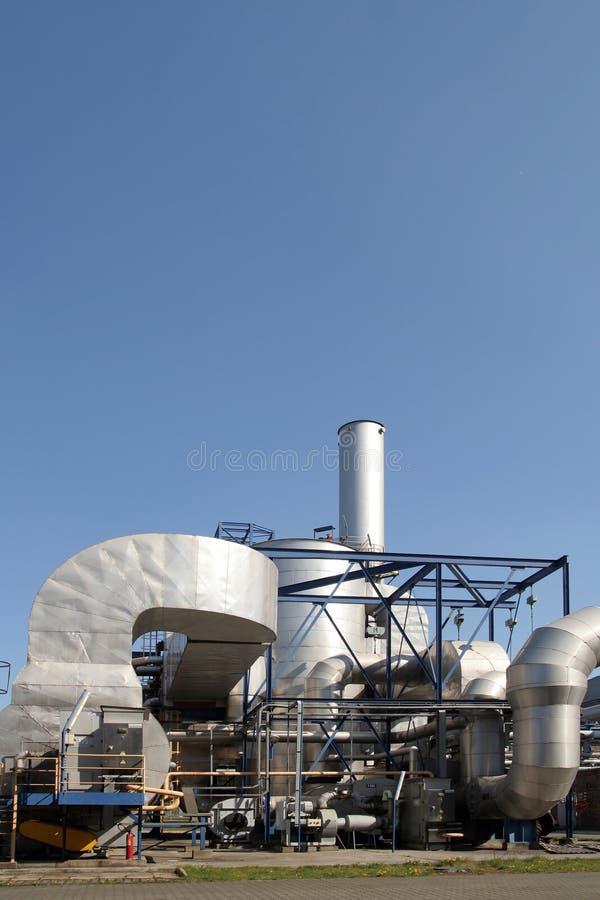 Facilidades industriais fotos de stock