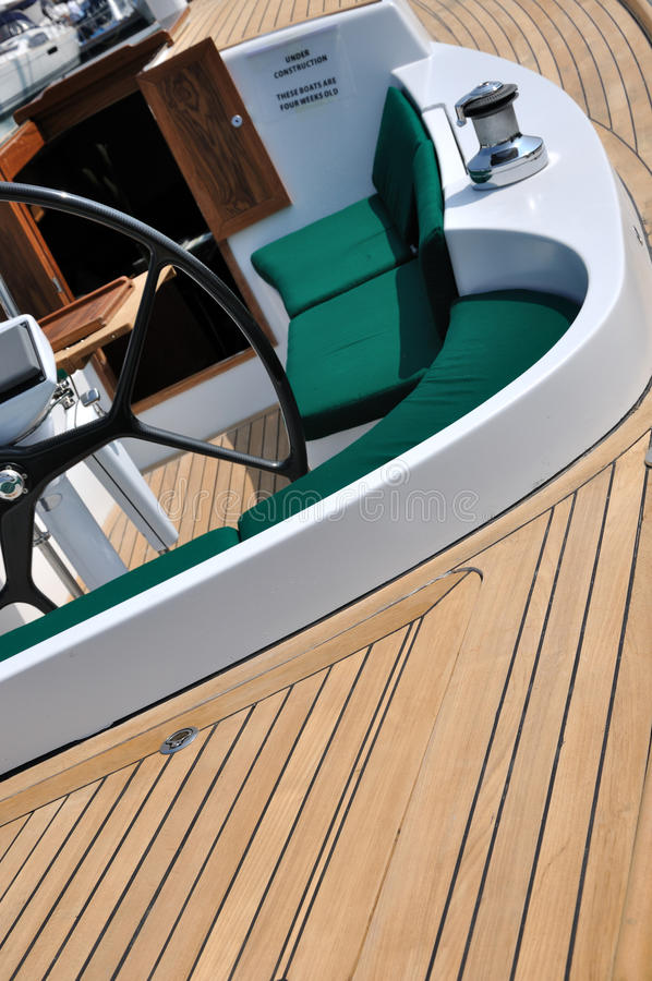 Download Facilities of boat inside stock photo. Image of harbour - 17100154