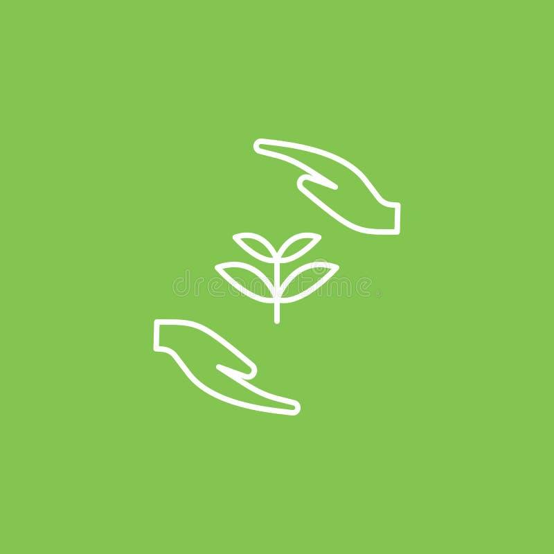 Fack kärn- trashcan symbol - vektor Enkel best?ndsdelillustration fr?n UI-begrepp Fack kärn- trashcan symbol - vektor stock illustrationer