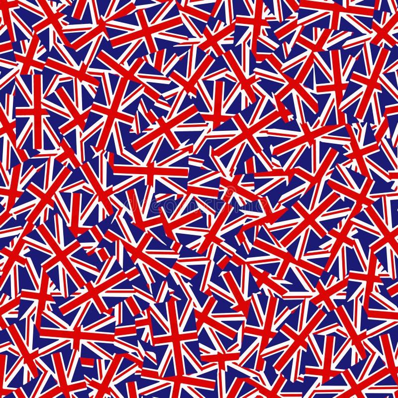 Fackliga Jack Pattern royaltyfri foto