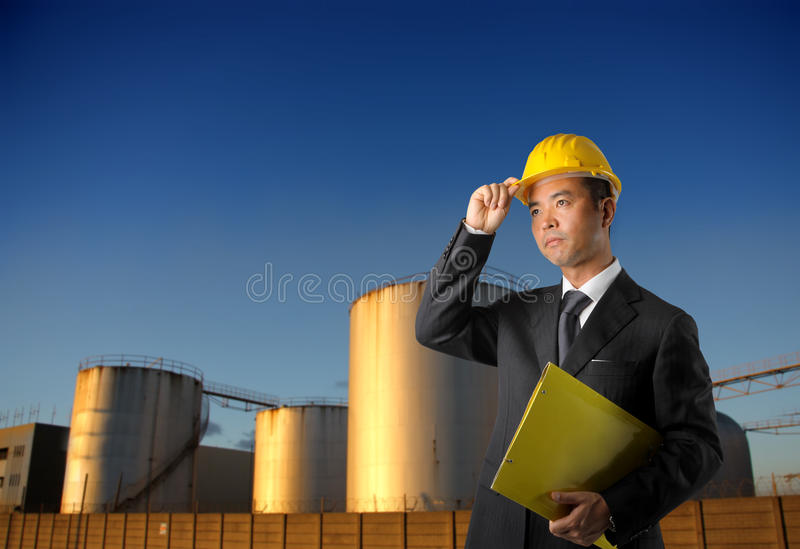 Factory royalty free stock photos