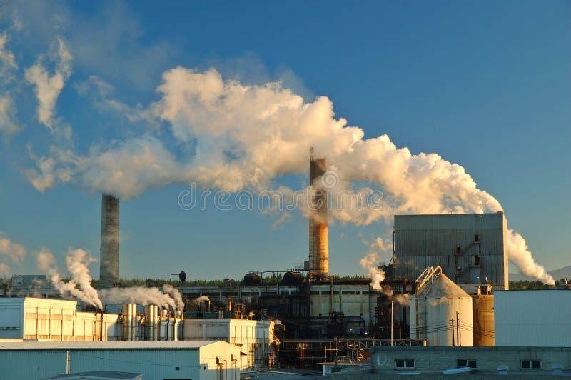 Factory royalty free stock photos