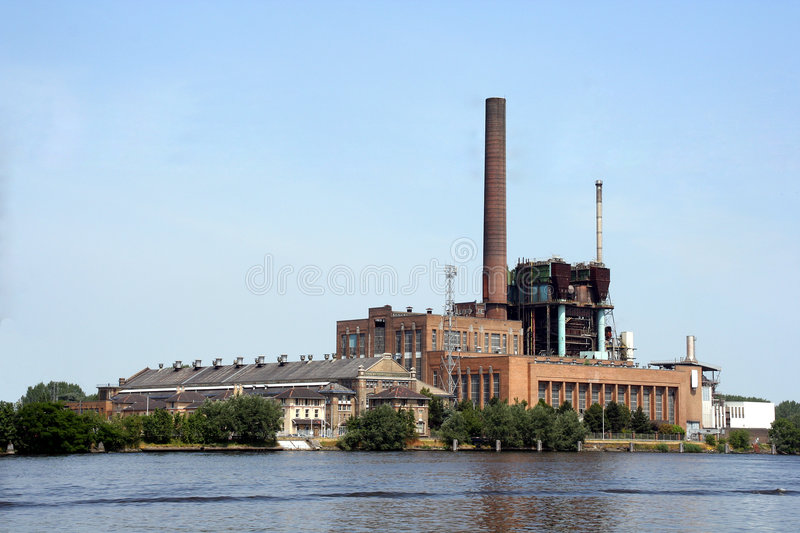 Download Factory stock photo. Image of water, building, industry - 152946