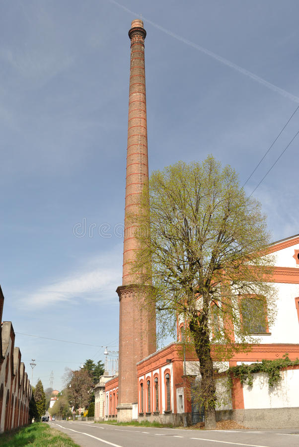 Download Factory stock photo. Image of europe, chimney, building - 24146826