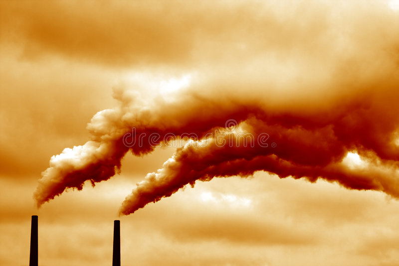 Download Factory stock image. Image of metal, climate, dusk, industry - 5240401