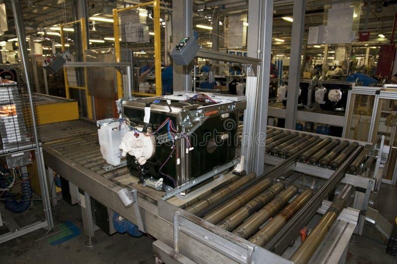 Download Factory - Dishwasher Production Stock Image - Image: 13771421