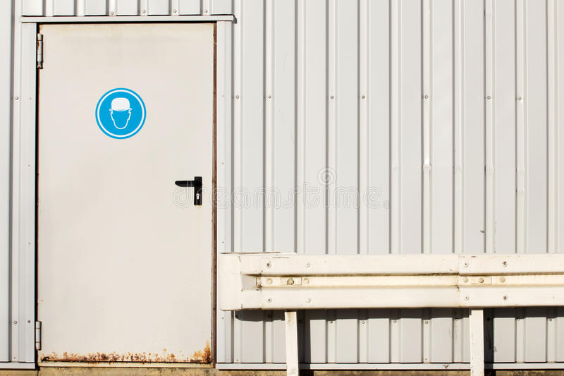 Download Factory door stock photo. Image of sign, material, industry - 22946762