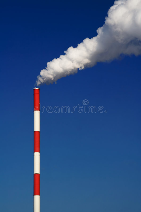 Free Factory Pipe Stock Photography - 8282362