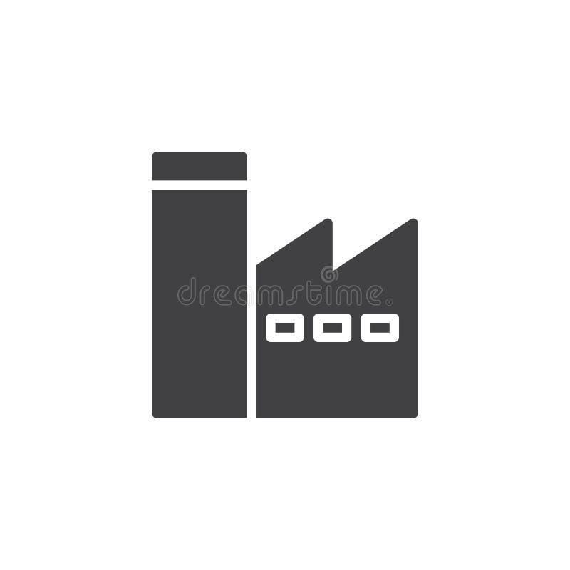 Factory sation icon vector vector illustration
