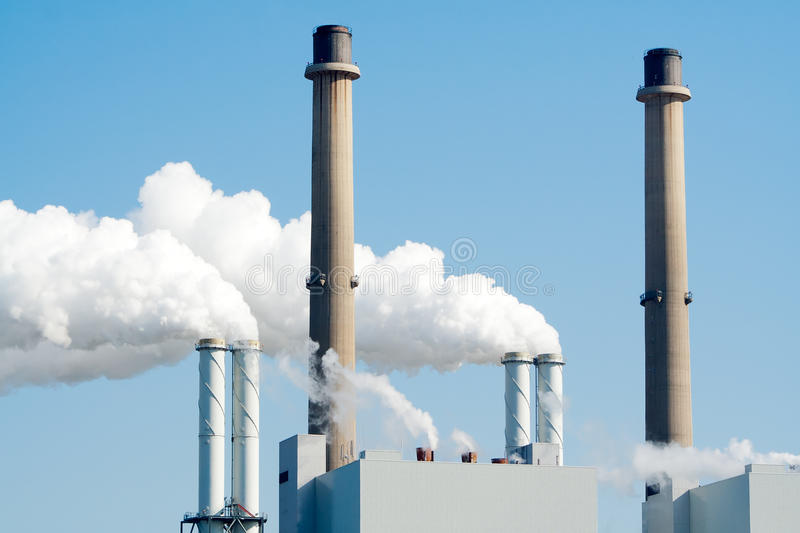 Download Factory smoke stock image. Image of climate, emissions - 22773693