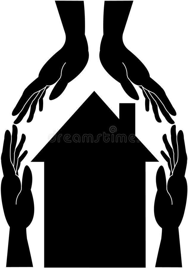 Factura Home - importando-se ilustração do vetor