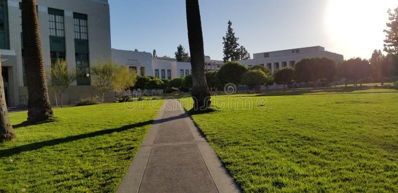 Faculdade da cidade de Pasadena fotografia de stock