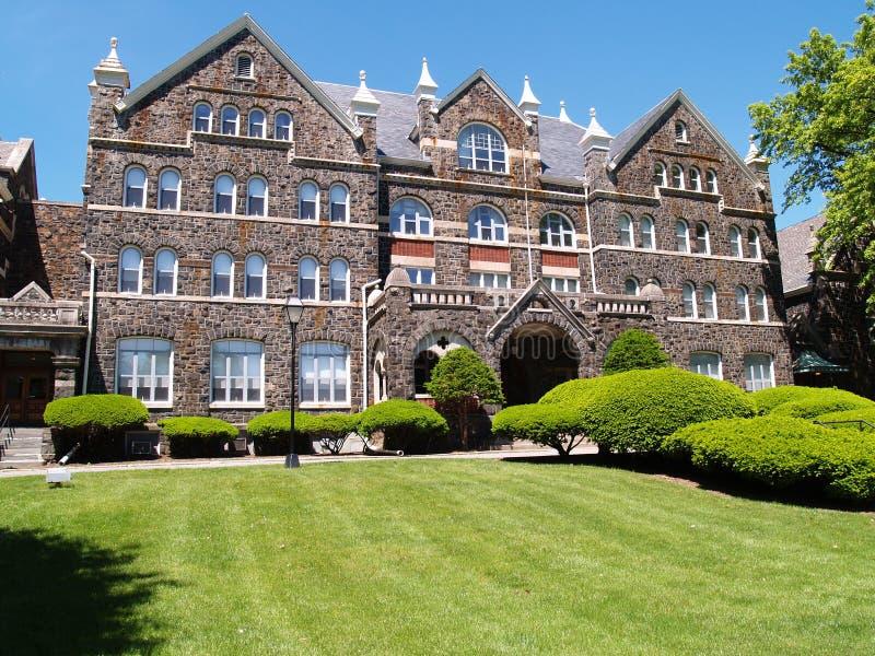 Faculdade de Moravian, PA de Bethlehem imagens de stock