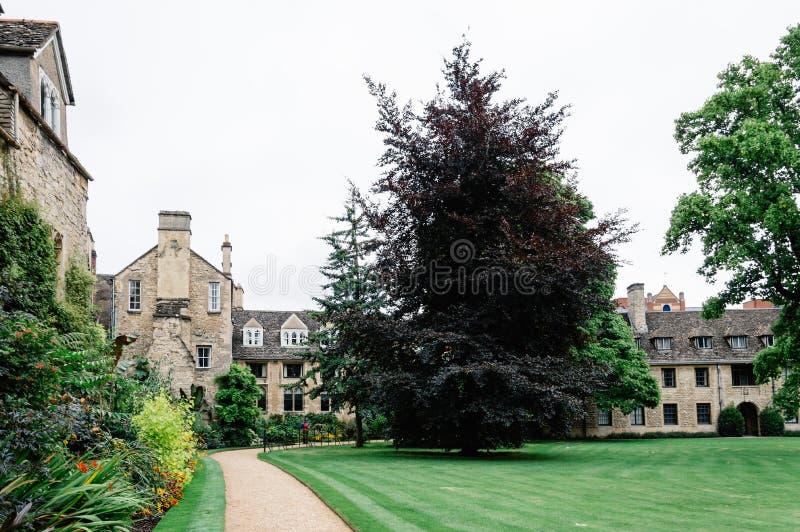 Faculdade de Worcester em Oxford foto de stock