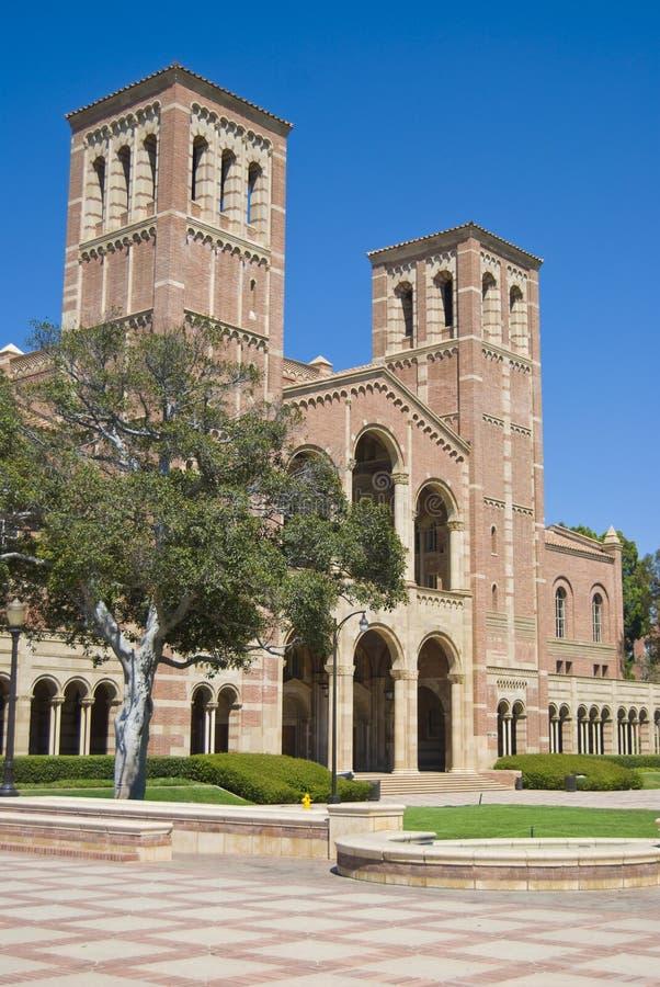 Faculdade do campus universitário imagem de stock royalty free