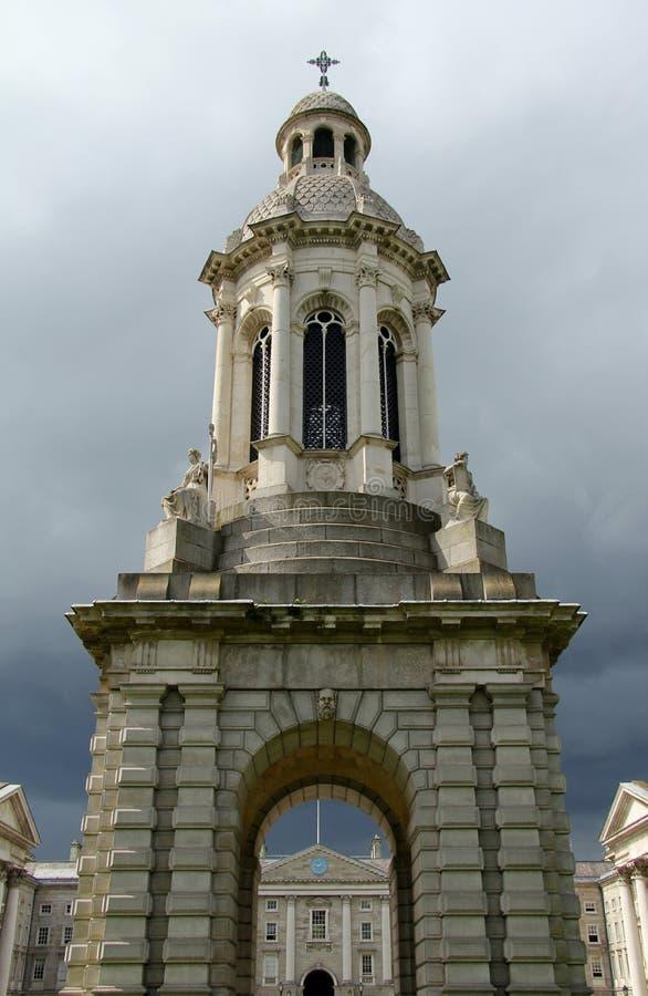 Faculdade Dublin da trindade fotos de stock royalty free