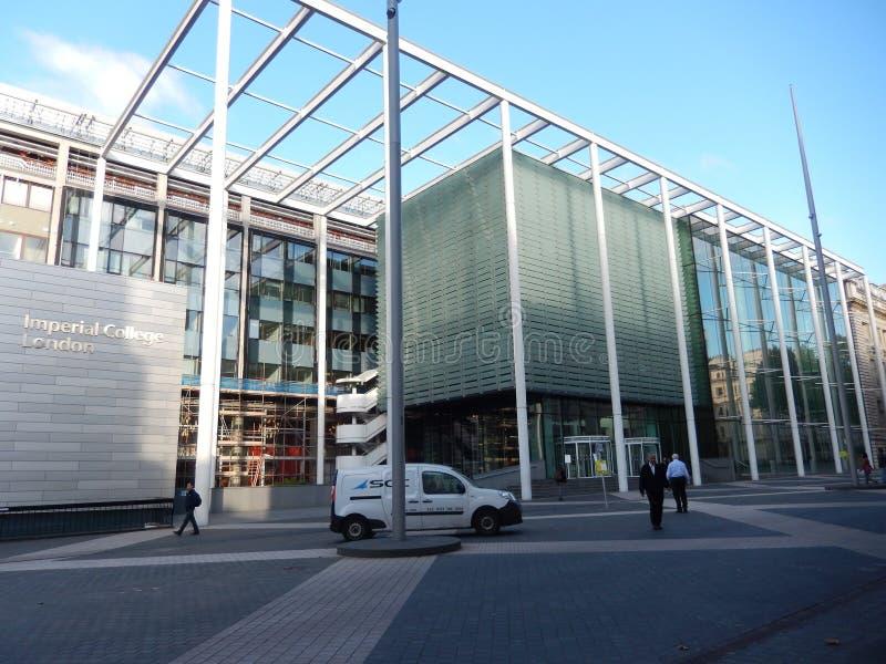 Faculdade imperial, Londres, Reino Unido fotografia de stock