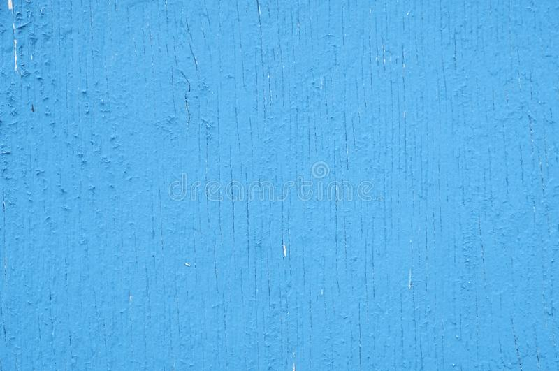Faded Blue Wood Surface #3 stock photography