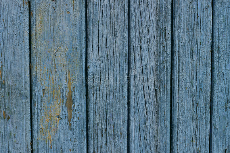 Faded paint on wood royalty free stock photo